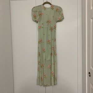 Free People Everything & More Midi Dress